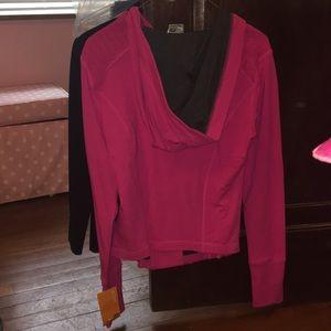 Champion Jackets & Coats - Asymmetrical zipper jacket